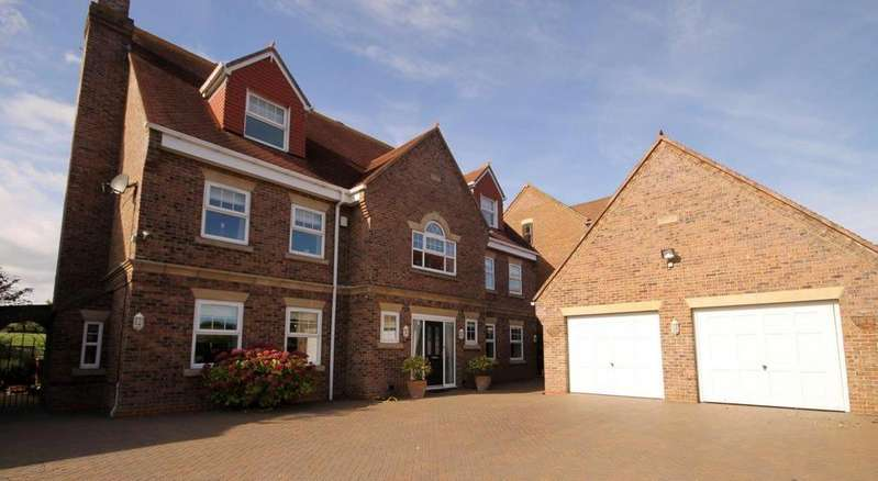 7 Bedrooms Detached House for sale in Waterside Way, Hartlepool