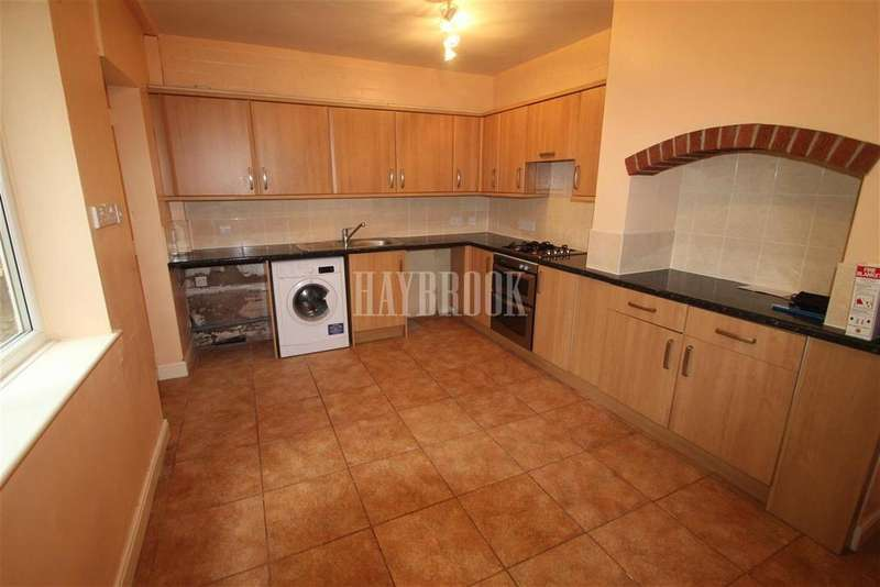 5 Bedrooms Terraced House for rent in Abbeyfield Road, S4