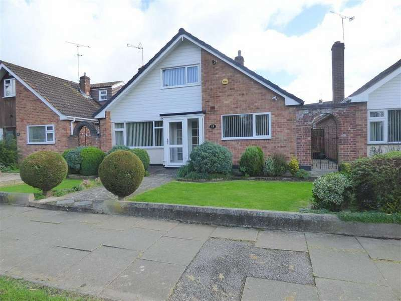 4 Bedrooms Detached House for sale in Lawford Close, Coventry