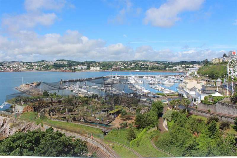 3 Bedrooms Apartment Flat for sale in Parkhill Road,, Torquay,