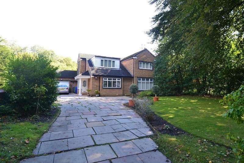 4 Bedrooms Detached House for sale in Brooklands Road, Sale