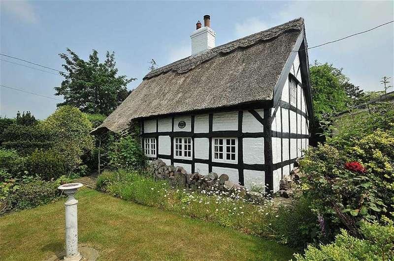 2 Bedrooms Detached House for sale in Twemlow Lane, Cranage