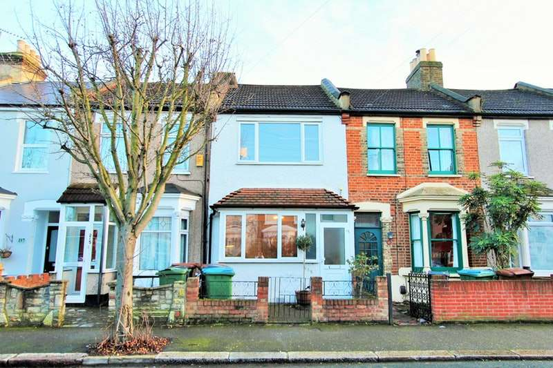 2 Bedrooms Terraced House for sale in Ramsay Road, London, London, E7
