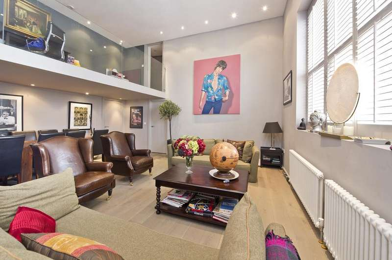 3 Bedrooms Mews House for sale in Studio Place, Kinnerton Street, Belgravia
