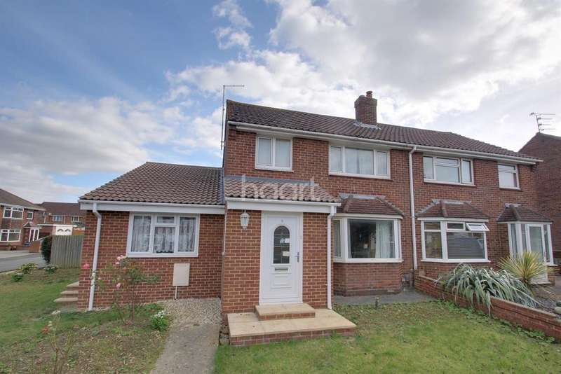 4 Bedrooms Semi Detached House for sale in Upper Stratton