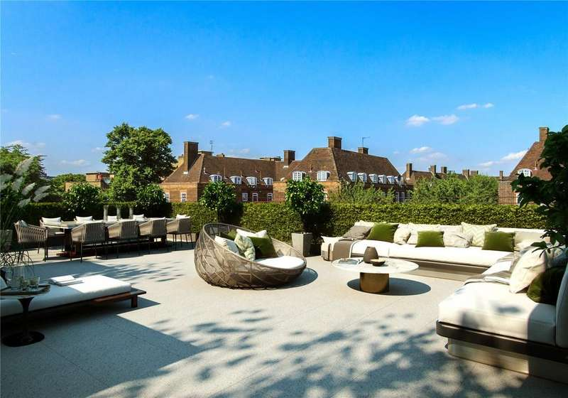 3 Bedrooms Flat for sale in Lyons Place, Marylebone, London