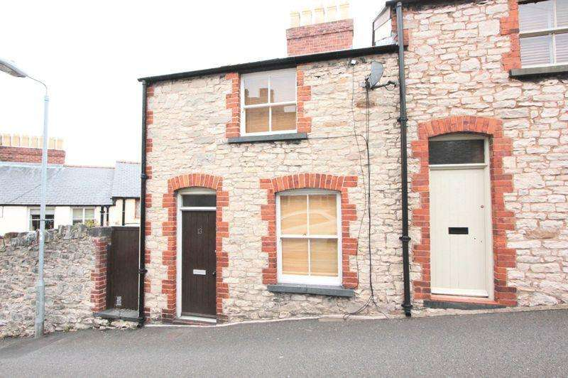 2 Bedrooms Terraced House for sale in St Hilary Terrace