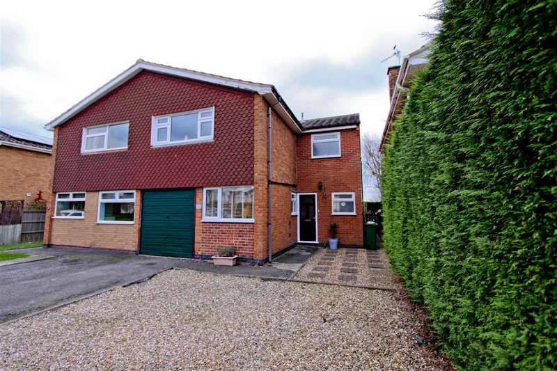4 Bedrooms Detached House for sale in Rosebank Road, Countesthorpe
