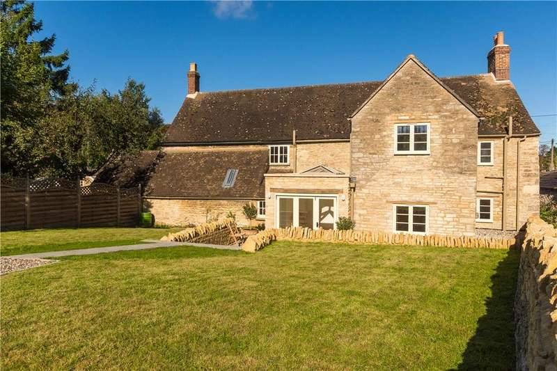 3 Bedrooms Semi Detached House for sale in Park Street, Bladon, Woodstock, Oxfordshire, OX20