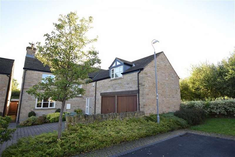 5 Bedrooms Detached House for sale in Stanhope Meadows, Cawthorne, Barnsley, S75