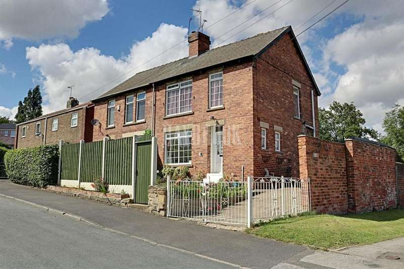 3 Bedrooms Semi Detached House for sale in Hawley Street, Rawmarsh