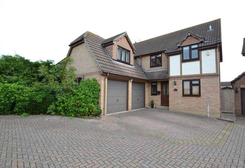 5 Bedrooms Detached House for sale in Hyland Gate, Billericay, Essex, CM11