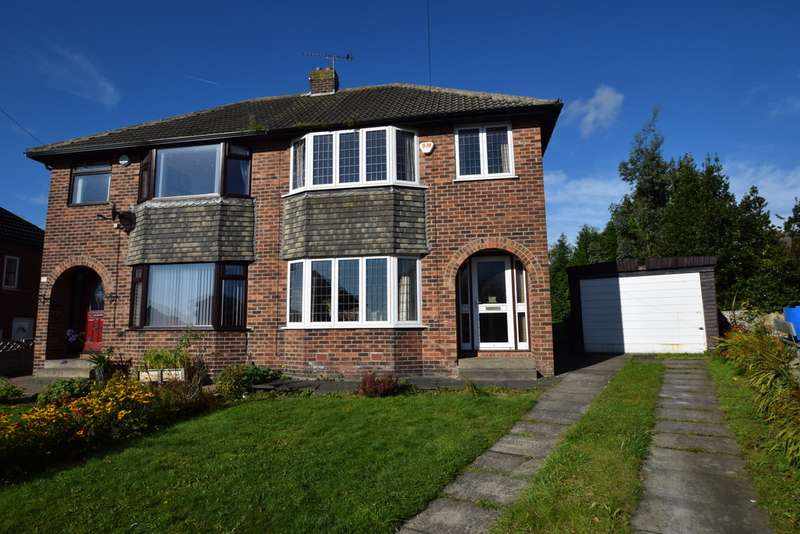 3 Bedrooms Semi Detached House for sale in Park Hill Close, Allerton BD8