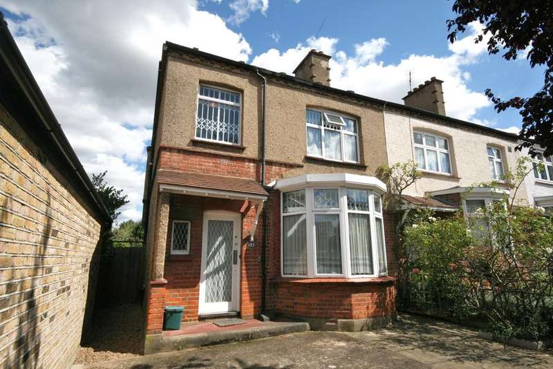 4 Bedrooms End Of Terrace House for sale in Harrow View Road, Ealing W5