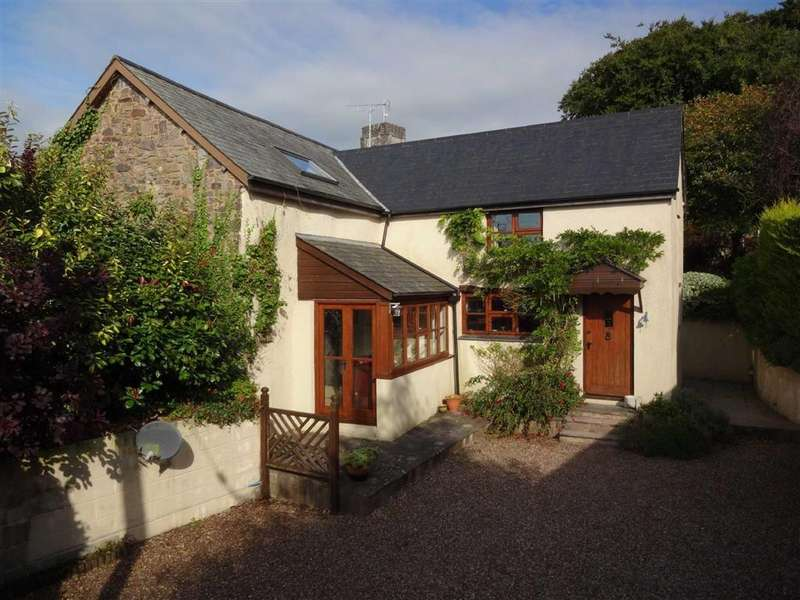 3 Bedrooms Detached House for sale in East Street, North Molton, South Molton, Devon, EX36