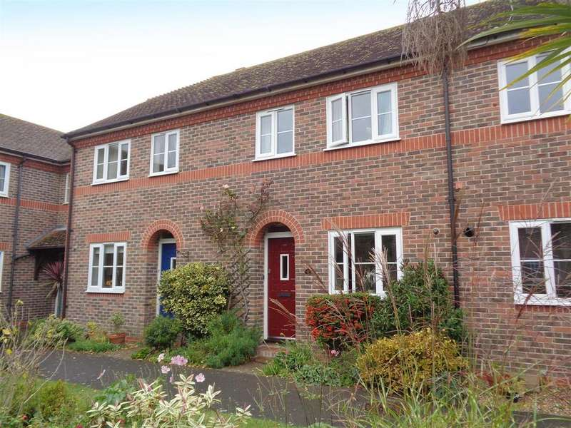 2 Bedrooms Terraced House for sale in Pilgrims Way, Nyetimber