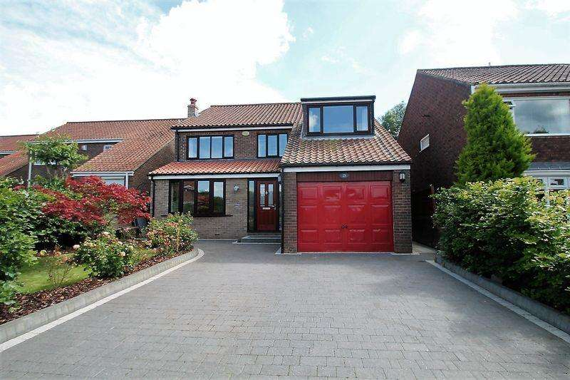 4 Bedrooms Detached House for sale in The Poplars, Wolviston