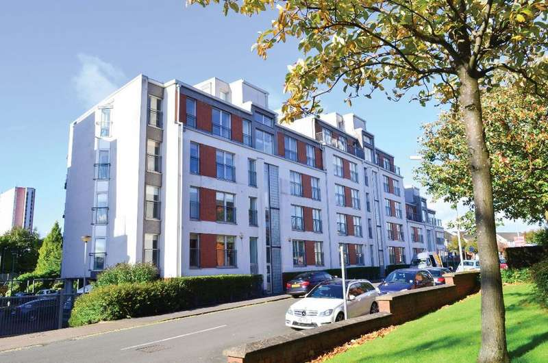 2 Bedrooms Flat for sale in Ascot Gate, Flat 3/2, Anniesland, Glasgow, G12 0AP