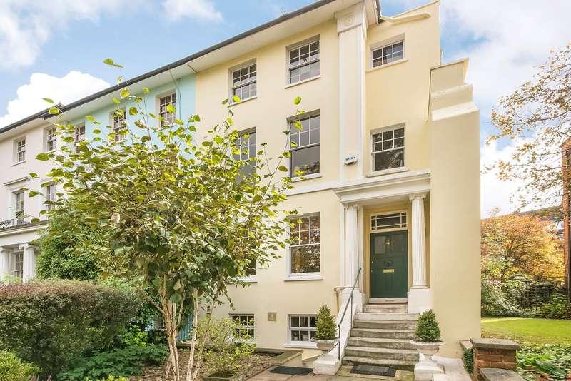 5 Bedrooms End Of Terrace House for sale in Heathfield Terrace, Chiswick, London, W4