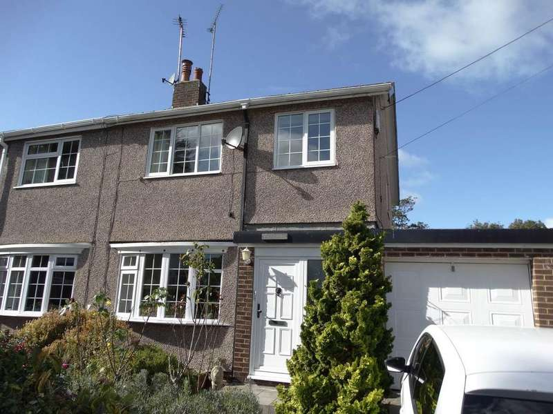 3 Bedrooms Semi Detached House for sale in Brook Cottage Waun Road, Glanwydden, LL31 9JS