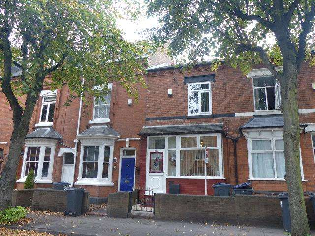3 Bedrooms Terraced House for sale in Somerset Road,Handsworth Wood,Birmingham