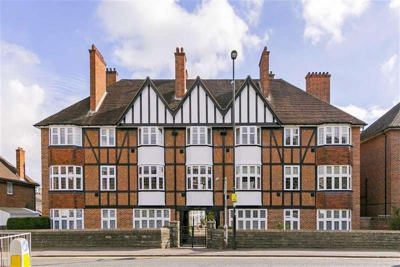 3 Bedrooms Flat for sale in Ashley Court, Epsom, Surrey