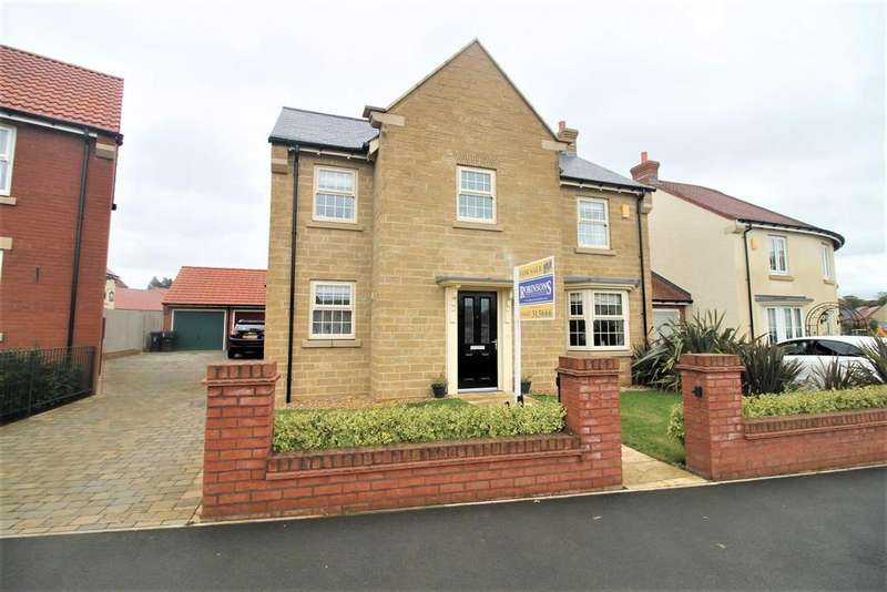 4 Bedrooms Detached House for sale in The Village Green, Nunthorpe, Middlesbrough