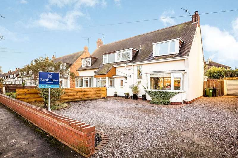 3 Bedrooms Semi Detached House for sale in Acres Lane, Upton, Chester, CH2