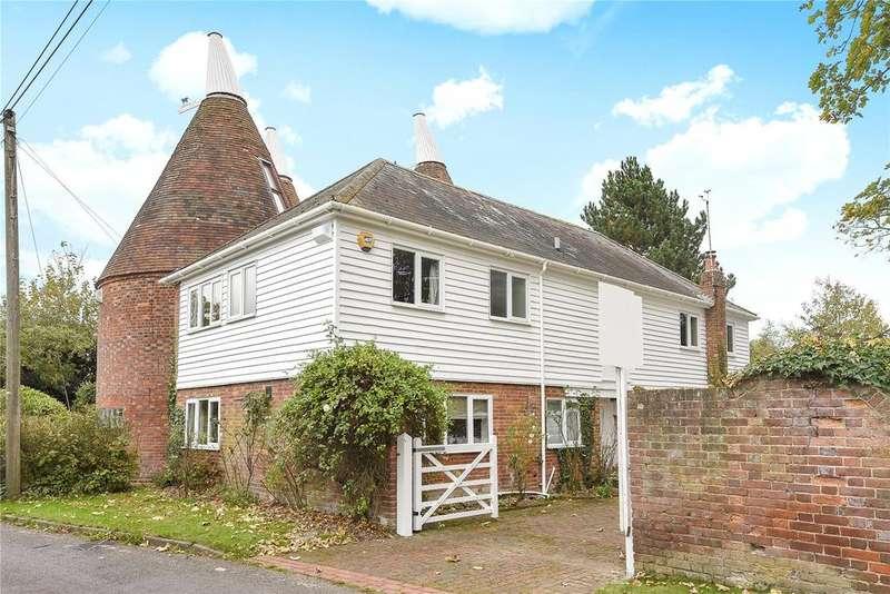 4 Bedrooms Semi Detached House for rent in Hartlake Road, Golden Green, Tonbridge, Kent, TN11