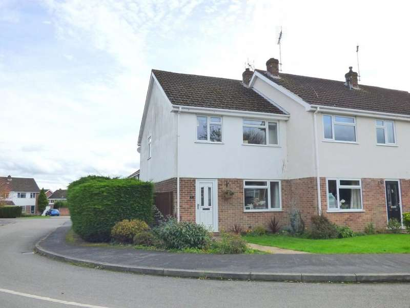 3 Bedrooms Terraced House for sale in Lime Grove, Ashbourne