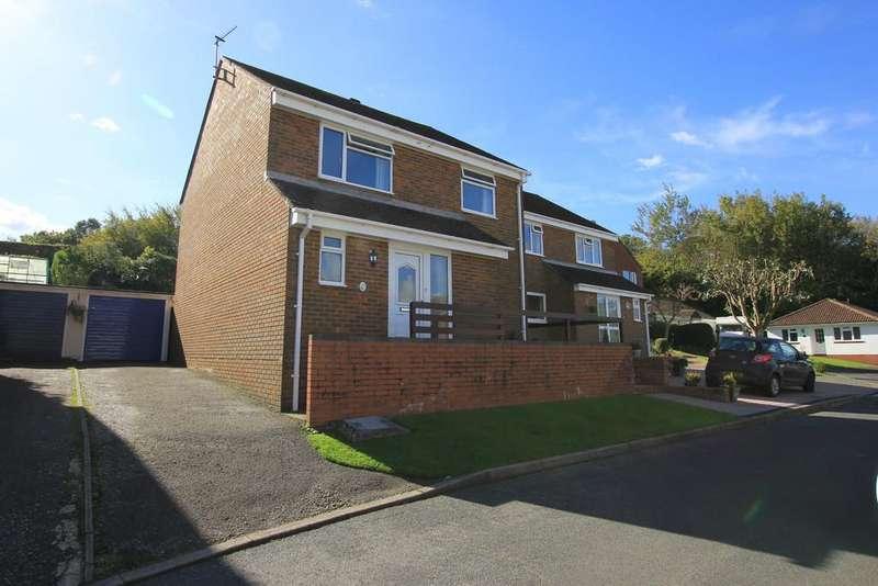 4 Bedrooms Detached House for sale in Bridge Close, Horam