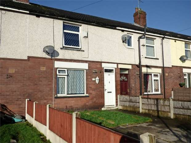 2 Bedrooms Terraced House for sale in Henry Street, Leigh, Lancashire