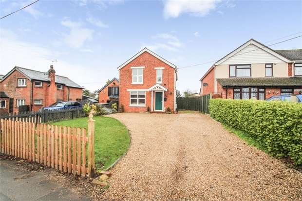 3 Bedrooms Detached House for sale in Winsor Road, Winsor, Southampton, Hampshire