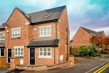 4 Bedrooms Town House for rent in Marsh Street, Horwich