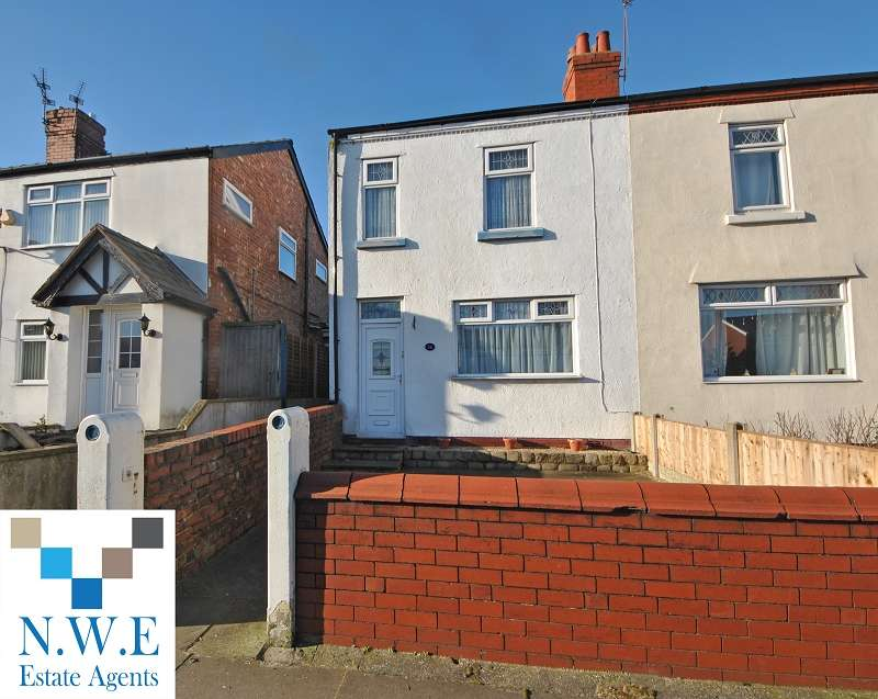 3 Bedrooms Semi Detached House for sale in Guildford Road, Southport, Merseyside. PR8 4JU