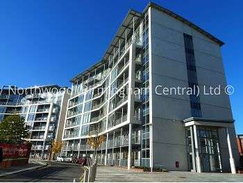 1 Bedroom Flat for sale in 2 Langley Walk, Edgabston, Birmingham, B15 2EN