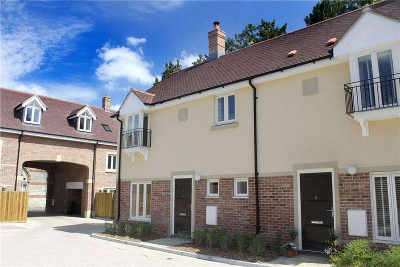 2 Bedrooms End Of Terrace House for rent in Dewey Mews, River Street, Pewsey, SN9