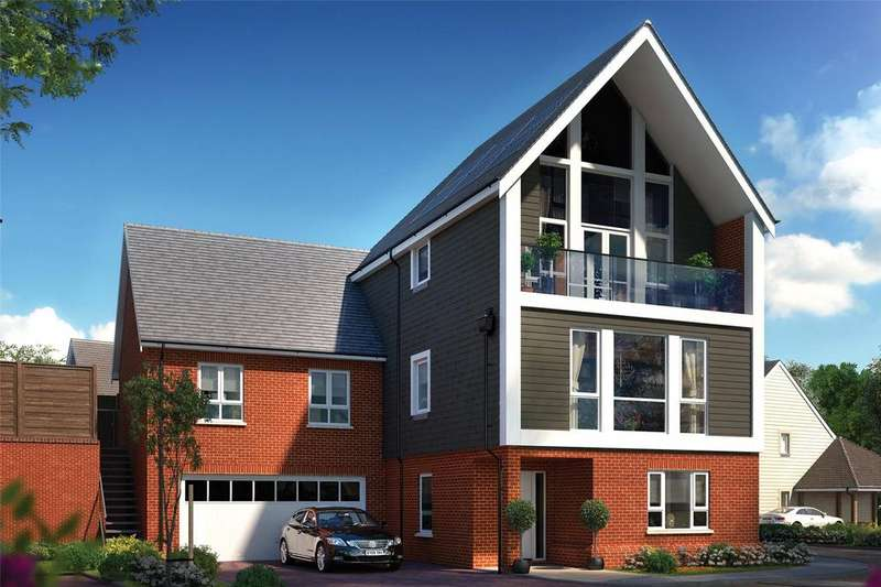 5 Bedrooms Detached House for sale in The Leverrier, 1811, Powder Mill Lane, Leigh, TN11