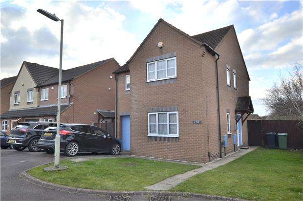 4 Bedrooms Detached House for sale in Hasfield Close, Quedgeley, GLOUCESTER, GL2 4GJ