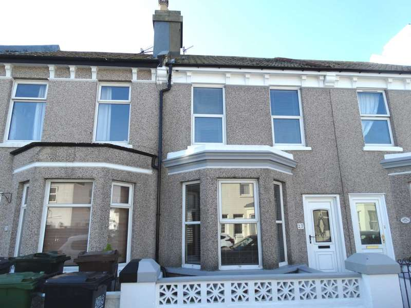 3 Bedrooms Terraced House for sale in Eshton Road, Eastbourne