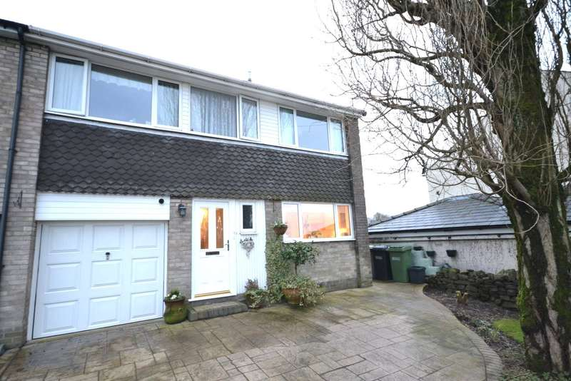 3 Bedrooms Semi Detached House for sale in Blakelow Road, Macclesfield