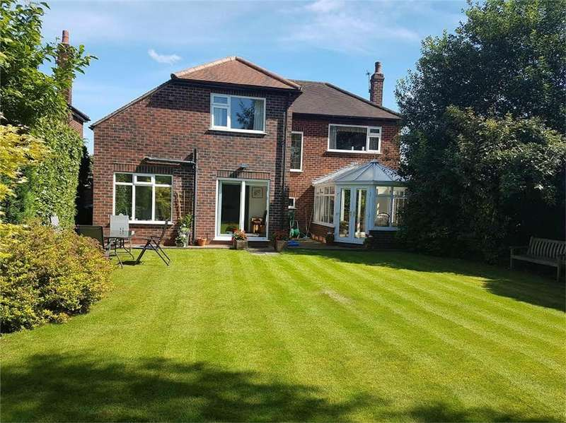 5 Bedrooms Detached House for sale in Langley Road, SALE, Cheshire