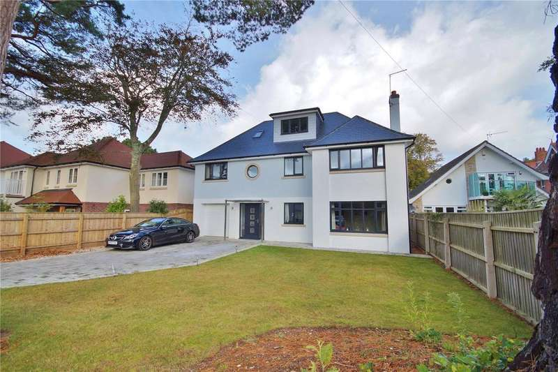 4 Bedrooms Detached House for sale in Beaumont Road, Canford Cliffs, Poole, Dorset, BH13