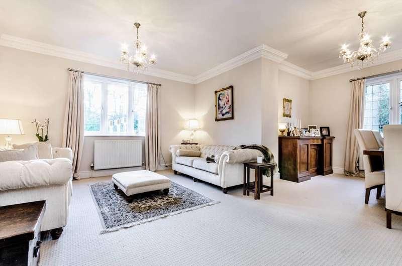 2 Bedrooms Flat for sale in Heath House Road, Worplesdon, GU22