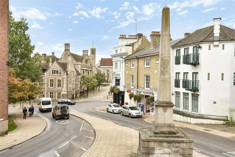 3 Bedrooms Flat for sale in Sussex Street, Winchester, Hampshire