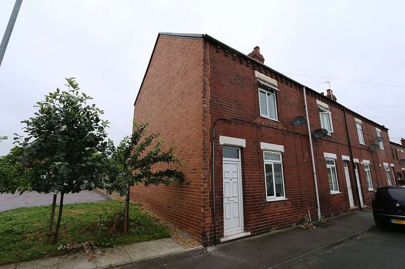 2 Bedrooms End Of Terrace House for sale in 8, Pearson Street, Altofts, Normanton, West Yorkshire, WF6 2QT