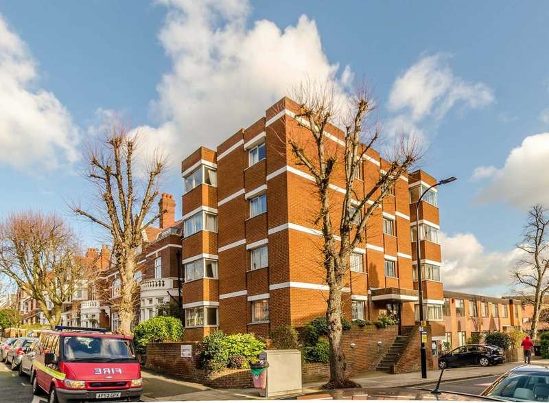 2 Bedrooms Flat for sale in Lymington Road, West Hampstead, NW6