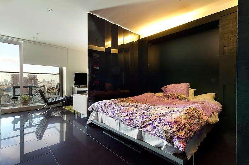 Apartment Flat for sale in Pan Peninsula, Canary Wharf, London, London, E14