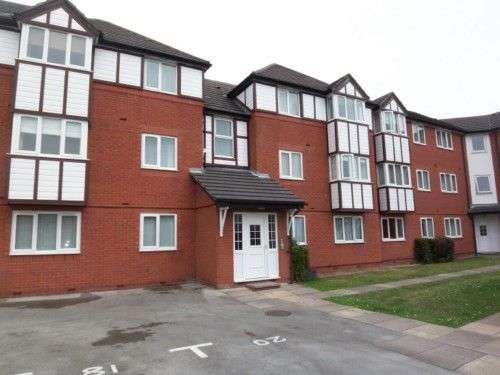 1 Bedroom Flat for rent in Portbury Close, Port Sunlight, Wirral