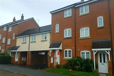 4 Bedrooms Town House for rent in Williamson Drive, Nantwich, CW5